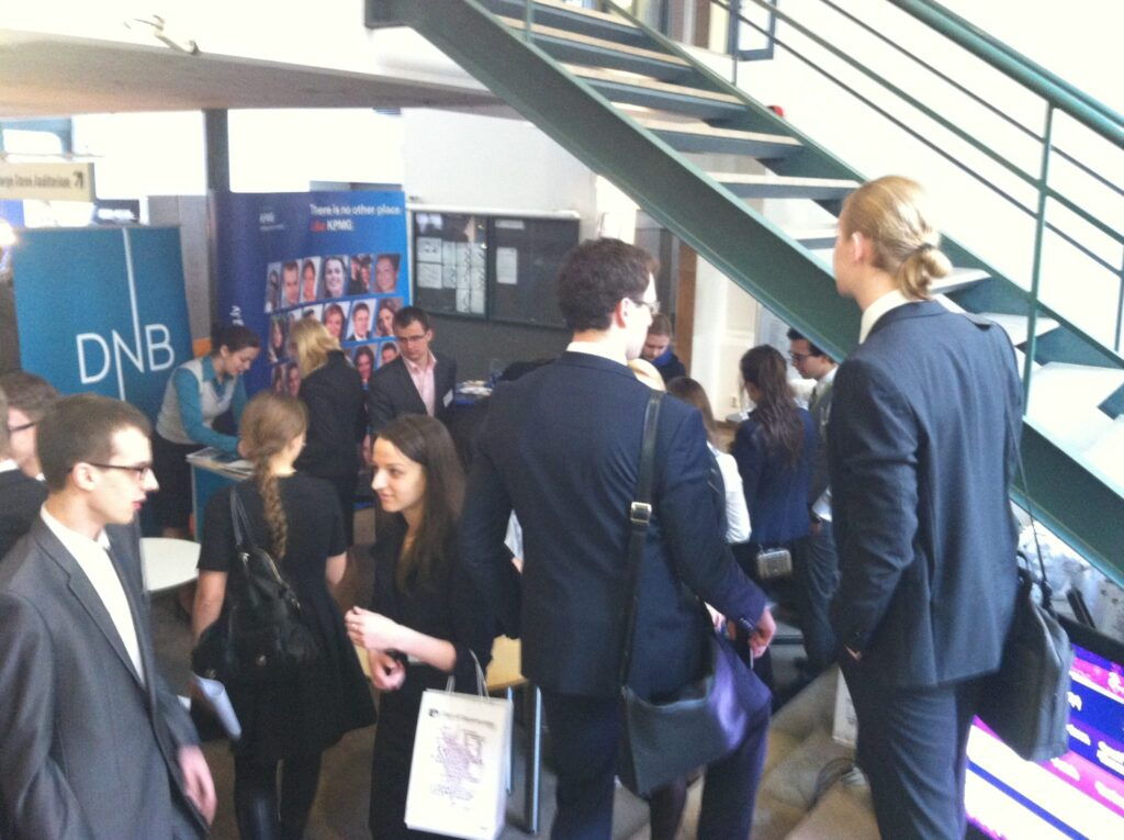 Redgate at ''Day of opportunities''